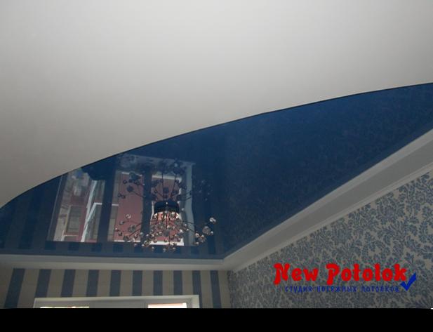 """Натяжные потолки от компании """"New Potolok"""" Glanceviy_potolok_25"""