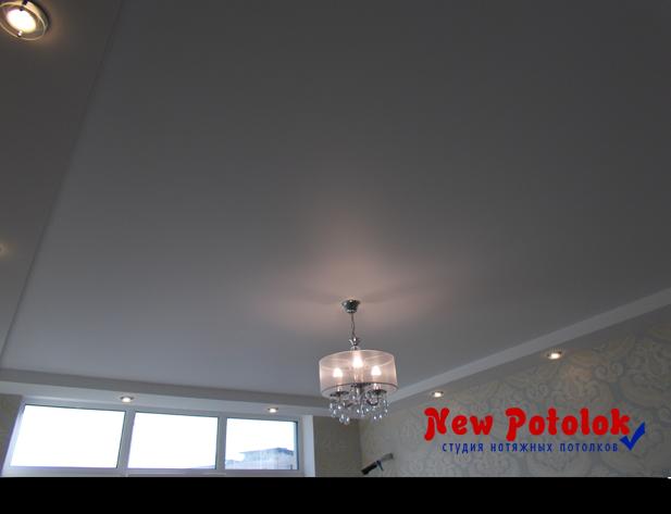 """Натяжные потолки от компании """"New Potolok"""" Matoviy_potolok_22"""