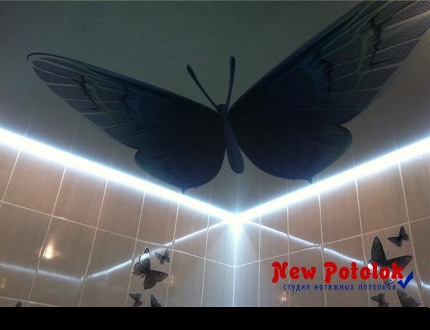 """Натяжные потолки от компании """"New Potolok"""" Paryaschie_potoloki_1"""