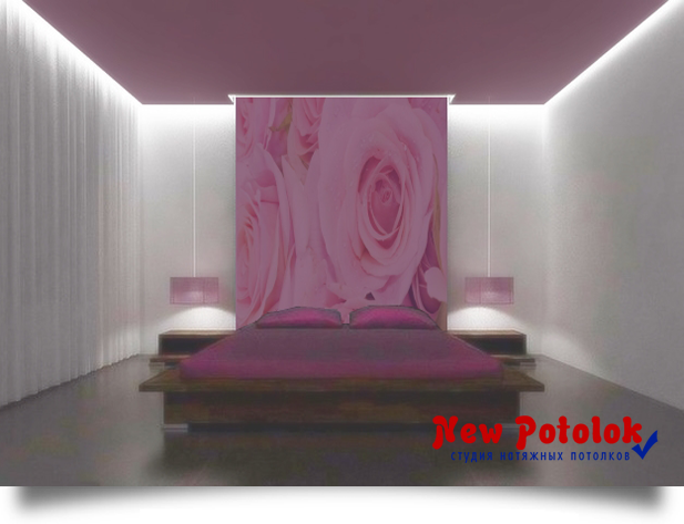 """Натяжные потолки от компании """"New Potolok"""" Paryaschiy_potolok_1"""